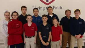 Geography Bee 2017 Contestants 2